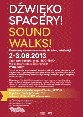 plakat-1-A3-dzwiekospacery_soundwalks