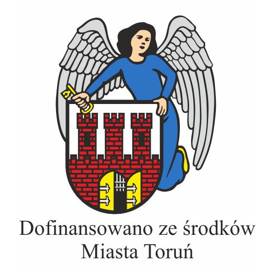 Dofinansowano ze środków Miasta Toruń